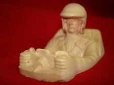 Molded Resin Race Boat Driver