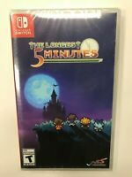 The Longest 5 Five Minutes Nintendo Switch Brand New Factory Sealed Complete CIB