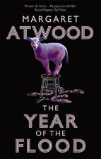The Year Of The Flood by Atwood, Margaret Paperback Book The Cheap Fast Free