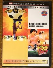 Shaolin Soccer & Kung Pow - Enter The Fist Dvd Dual Layers Collector Series Vgc