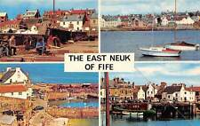 The East Neuk of Fife, St. Monance West, Elie from the Harbour 1983