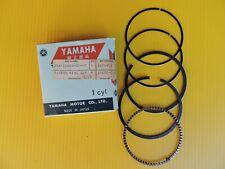 NOS OEM Yamaha Piston Ring Set STD 73-74 TX650 70-71 XS1/B 72 XS2 256-11610-00
