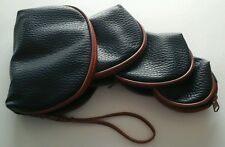 Wallet Travel Womens Phone Credit Card Mirror Cosmetics Holder 1 Set of 4 pcs