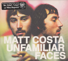 Matt Costa – Unfamiliar Faces CD Brushfire Records 2008 NEW