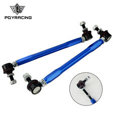 254mm-305mm Ball Joint Adjustable Roll Sway Bar End Link For Audi Nissan Volvo