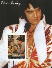 Elvis presley movie scene somali republic 2003 neuf sans charnière timbre sheetlet