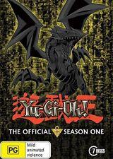 Yu-Gi-Oh!: Season 1 - DVD - Region 4