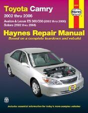 Repair Manual-Base Haynes 92008