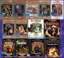 POOL OF RADIANCE, SECRET OF THE SILVER BLADES +11 MORE Windows 10 8 7 Vista XP