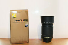 Nikon AF-S DX VR Zoom Nikkor 55-200mm f4-5.6 G IF-ED lens