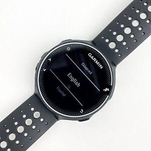 Garmin Forerunner 230 GPS Running Watch Black/White