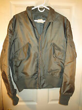 Mens FLYERS JACKET Summer Type CWU 36/P Fire Resistant Polyamide Military Large