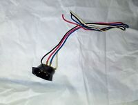 OEM ColecoVision Internal power port (male) part as pictured