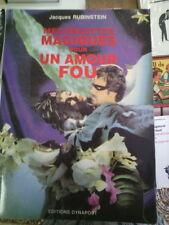 Mes recettes magiques pour un amour fou Jacques Rubinstein / ésotérisme