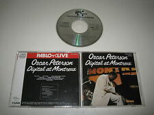 Oscar Peterson/digitale at Montreux (Pablo/j33j-20014) Giappone ALBUM CD