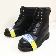 Brand New Mens Steel Toe Work Boots 8
