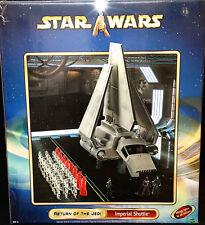 Star Wars ROTJ Saga Imperial Shuttle New Sealed Rare