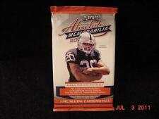 2008 Playoff Absolute NFL Guaranteed Relic Jersey Pack