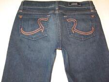 Rock & Republic Jeans Kasandra Dark Bootcut Sz 25 XL (Run BIG-Sz 26/27 Fit)