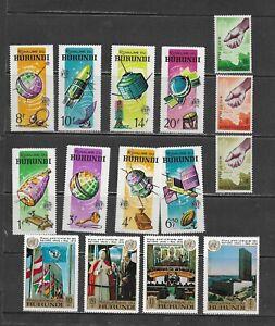Burundi  -  Lot 168, Mint, NH.