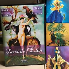 Tarot de L'Eden - Tarot of Eden Deck & Book Set - Tarot Kit New Never Used.