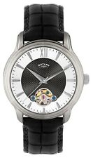 Rotary GS02815-06 Mens Timepieces Black Automatic Watch