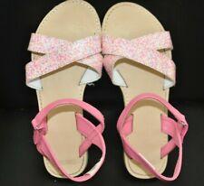 EUC Girls Gymboree Sandals SZ 1