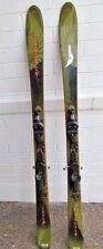 Rossignol BANDITS B3 168cm skis  W / BANDITS 120 Bindings