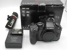 Panasonic LUMIX G85 16.0MP Digital Camera - Black (Body Only) - Read Description