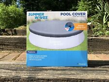 Summer Waves 10' Quick-Set Ring Pool Cover