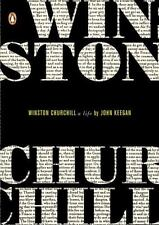 Penguin Lives: Winston Churchill : A Life by John Keegan - NEW