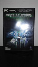 PC - EDGE OF CHAOSE - INDIPENDENCE WAR 2 - GIOCO PC CD-ROM