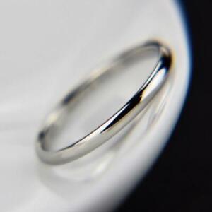 Unisex Ring Couple Rings Wedding Engagement Jewelry Valentine's Day Gift Fashion