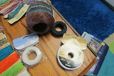BEADING SUPPLIES----HUGE LOT----MOST NEW    (3328)