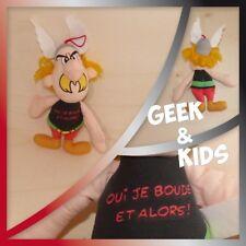 Peluche - Asterix - Tissu - Oui je boude et alors ! - Ref C9