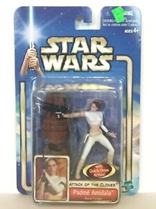 Hasbro Star Wars Episode II: Padme Amidala Action Figure