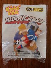 Soccer Player with Pony Tail from Subway Kids Meal NIP