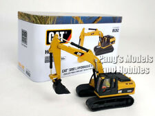 CAT 320D L Excavator HO Scale  (1/87) -  Diecast Metal Model by Diecast Masters