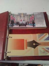 Album of Jersey (Souvenir sheetlets) PRESTIGE books of stamps 2013 - 2019