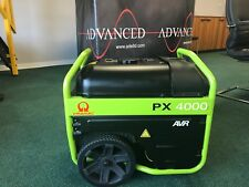 (New) Pramac 3kVA / 2.7kw Portable Petrol Generator 230V 1 Phase - With Sockets
