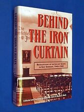 Behind the Iron Curtain Latter Day Saints in E. Germany 1945-1989 HCDJ LDS Davis