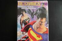 DC Comics : A Celebration of the World's Favorite Comic Book Heroes Softcover Bo