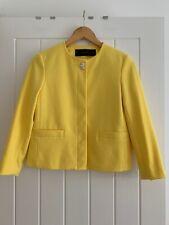 Zara Yellow Jacket Size S
