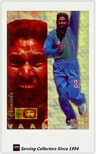 1998/99 Select Cricket Hobby Gold Parallel Trading Card No81 Chaminda Vaas -Rare