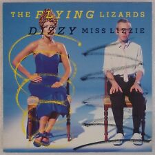 "FLYING LIZARDS: Dizzy Miss Lizzie 12"" STATIK New Wave Synth Pop '84 UK"