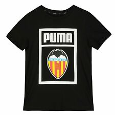 Valencia CF Shoe Tag T-Shirt - Black - Kids
