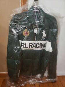 Polo Ralph Lauren 2011 Racing Coat *Brand New*
