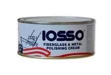 Iosso Fiberglass and Metal Polish 250 ml