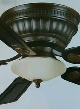 """casablanca ceiling fan """"Vermont"""" 52"""" brushed cocoa with remote"""