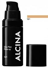 Alcina Silky Matt Make-up light  - 30ml